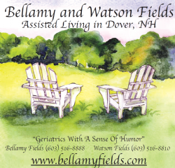 Bellamy Fields Watson Fields